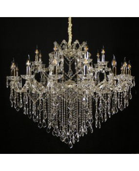 Maria Theresa 24 sockets chandelier