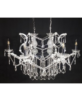 Maria Theresa 6- light chandelier