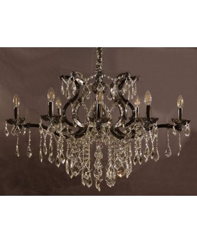 Maria Theresa 8- light chandelier