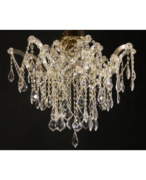 4-light Maria Theresa plafonier Chandelier