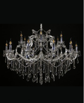 Maria Theresa 18 sockets chandelier